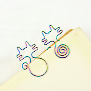 Pack Paper Clips Cats